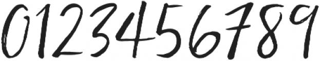 Heathrow Alternates otf (400) Font OTHER CHARS