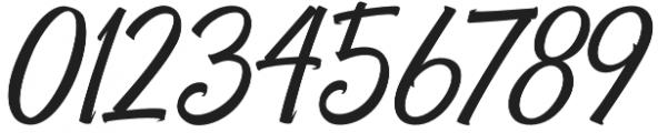 Heatslide otf (400) Font OTHER CHARS