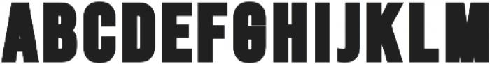 Heavy Gospel Regular ttf (800) Font LOWERCASE