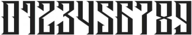HeavyMetal otf (800) Font OTHER CHARS