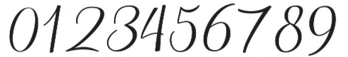 Hedgehog otf (400) Font OTHER CHARS