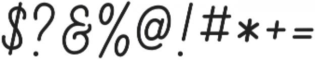 Heiders Handmade Script Handmade Script otf (400) Font OTHER CHARS