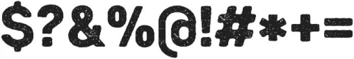 Heiders Sans Black R 1 Black otf (900) Font OTHER CHARS