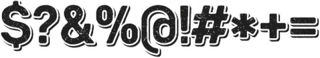 Heiders Sans Bold R 1 Sh Bold otf (700) Font OTHER CHARS