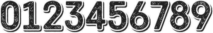 Heiders Sans Bold R 4 Sh Bold otf (700) Font OTHER CHARS