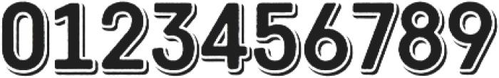 Heiders Sans Bold R Sh Bold otf (700) Font OTHER CHARS
