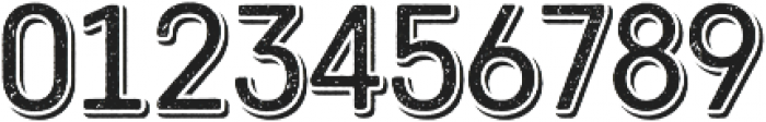 Heiders Sans Regular R 1 Sh Regular otf (400) Font OTHER CHARS