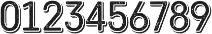 Heiders Sans Regular R 2 Sh Regular otf (400) Font OTHER CHARS