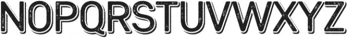 Heiders Sans Regular R 2 Sh Regular otf (400) Font LOWERCASE