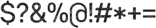 Heiders Sans Regular R 4 Regular otf (400) Font OTHER CHARS
