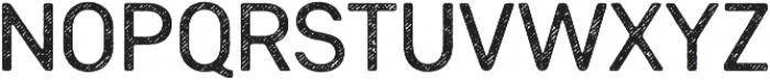 Heiders Sans Regular R 4 Regular otf (400) Font LOWERCASE