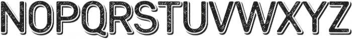 Heiders Sans Regular R 4 Sh Regular otf (400) Font LOWERCASE