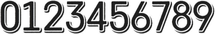 Heiders Sans Regular R Sh Regular otf (400) Font OTHER CHARS