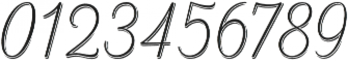 Heiders Script Ext Light R Sh Ext Light otf (300) Font OTHER CHARS