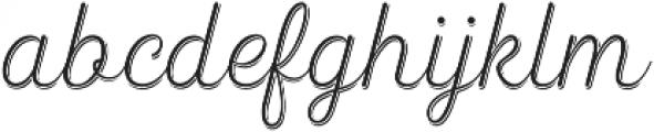 Heiders Script Ext Light R Sh Ext Light otf (300) Font LOWERCASE