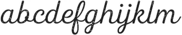 Heiders Script Light R 1 Light otf (300) Font LOWERCASE