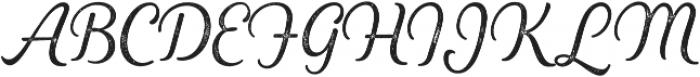 Heiders Script Light R 2 Light otf (300) Font UPPERCASE