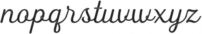 Heiders Script Light R 2 Light otf (300) Font LOWERCASE