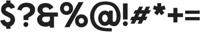 Heinberg otf (400) Font OTHER CHARS