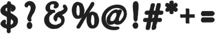 Heirloom Artcraft Black otf (900) Font OTHER CHARS