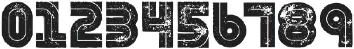 HelgaGrunge otf (400) Font OTHER CHARS