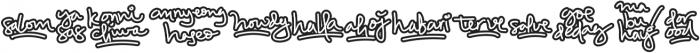 Helldings otf (400) Font UPPERCASE