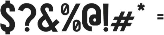 Heller otf (400) Font OTHER CHARS