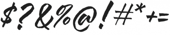 Hello Bloomie SVG otf (400) Font OTHER CHARS