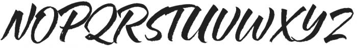 Hello Bloomie SVG otf (400) Font UPPERCASE