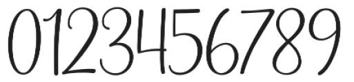 Hello Blushberry Sans Regular Regular otf (400) Font OTHER CHARS