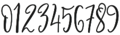 Hello Bunda otf (400) Font OTHER CHARS