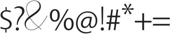 Hello Cristina Regular ttf (400) Font OTHER CHARS