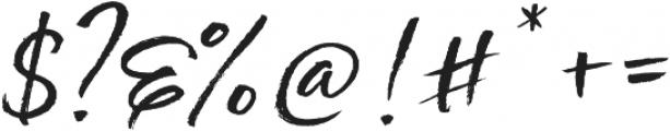 Hello Pretty otf (400) Font OTHER CHARS