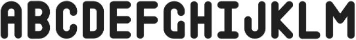 Hello Regular otf (400) Font LOWERCASE