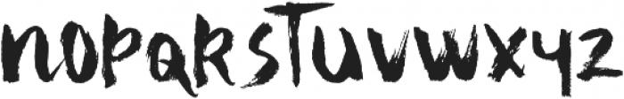 Hello Tropical otf (400) Font UPPERCASE