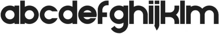 HelloDolly otf (400) Font LOWERCASE