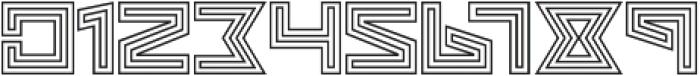 HelloEarthPro ttf (400) Font OTHER CHARS