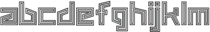 HelloEarthPro ttf (400) Font LOWERCASE