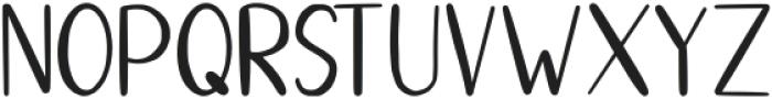 HelloStar otf (400) Font LOWERCASE