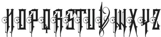 Hellter VMF otf (400) Font UPPERCASE