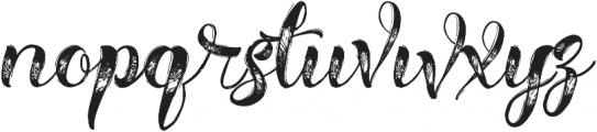 Hellvina Hand Script Regular otf (400) Font UPPERCASE