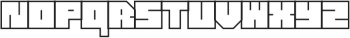 Hellyeah otf (400) Font LOWERCASE