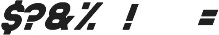 Helton Italic otf (400) Font OTHER CHARS