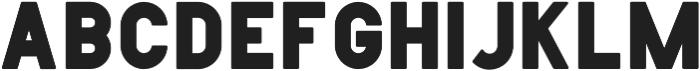 Helton Regular otf (400) Font LOWERCASE