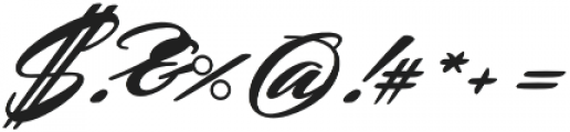 Hemmet  otf (400) Font OTHER CHARS