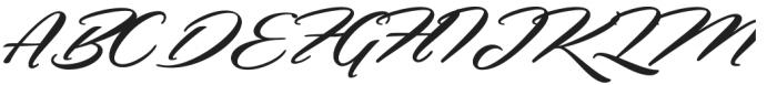 Hemmet  otf (400) Font UPPERCASE