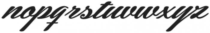 Hemmet  otf (400) Font LOWERCASE