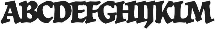 Herb otf (400) Font UPPERCASE