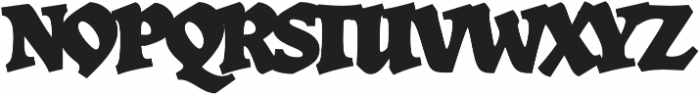 Herb otf (700) Font UPPERCASE