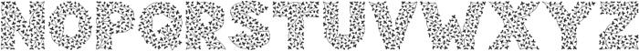 Herbaceous Border otf (400) Font LOWERCASE